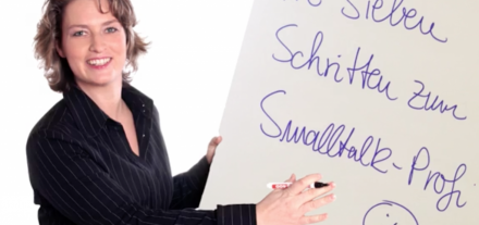 Smalltalk Seminar, Smalltalk Video, Smalltalk lernen, Gespräch