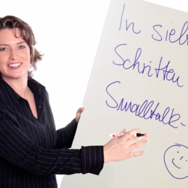 Smalltalk Seminar, Smalltalk Video, Smalltalk lernen, Gespräch