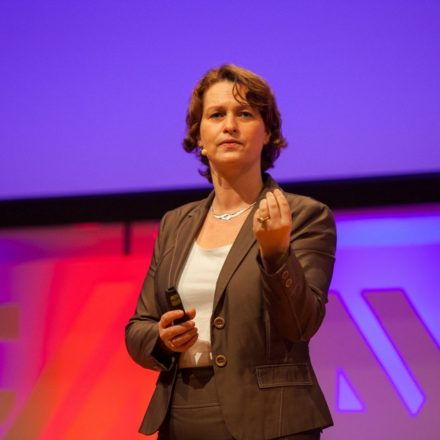 Magda Bleckmann weck die Netzwerkerin in Dir