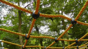 Netz Seil Seilschaft Networking Netzwerken Kontakte knüpfen