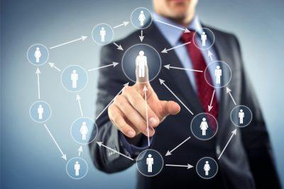 Netzwerken funktioniert Funktion Magda Bleckmann Networking Kontakte knüpfen pflegen Beziehungen stärken Tipps Informationen