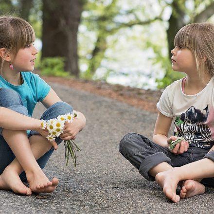 Gespräch, Smalltalk Beginn, Networking