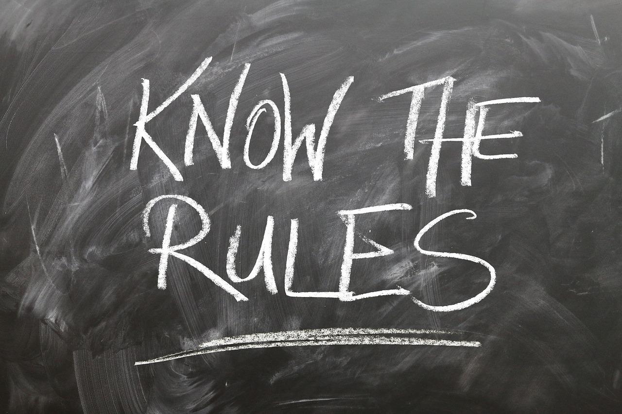Netzwerk Regeln, Networking, Netzwerken lernen