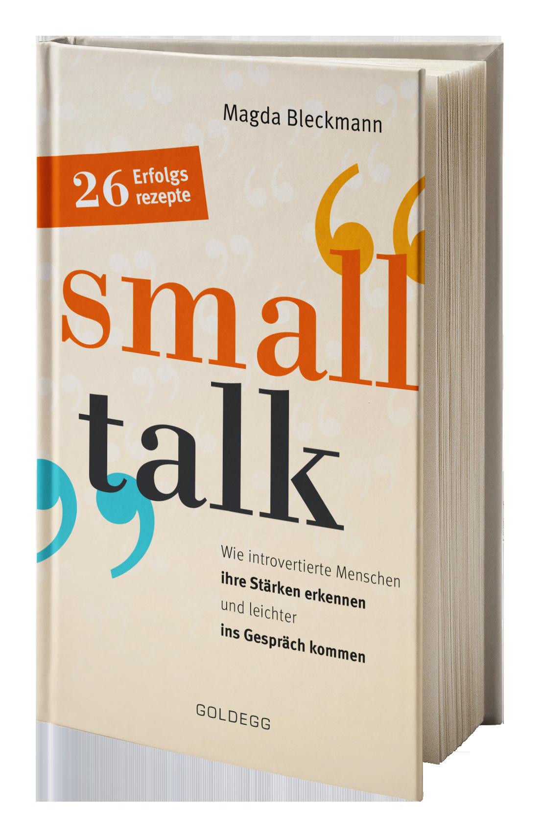 smalltalk, buch, small talk, netzwerken, networking, magda bleckmann