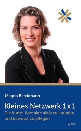 Buchcover Kleines Netzwerk 1x1 Magda Bleckmann