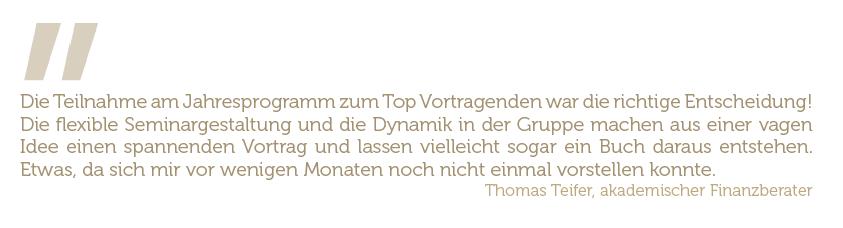 Zitat Teifer 7Schritte