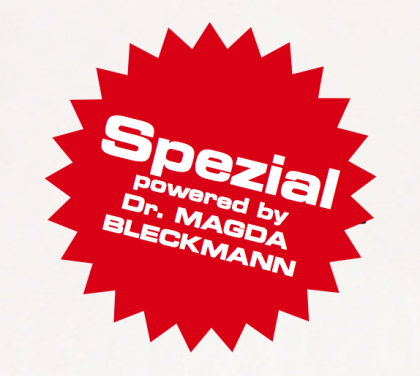 Spezial powered by Dr. Magda Bleckmann
