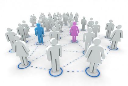 Netzwerken, Networking, Netzwerke aufbauen, Netzwerke pflegen, erfolgreiches networking