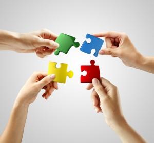 Gemeinsamkeiten verbinden