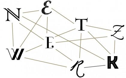 Netzwerk vernetzt