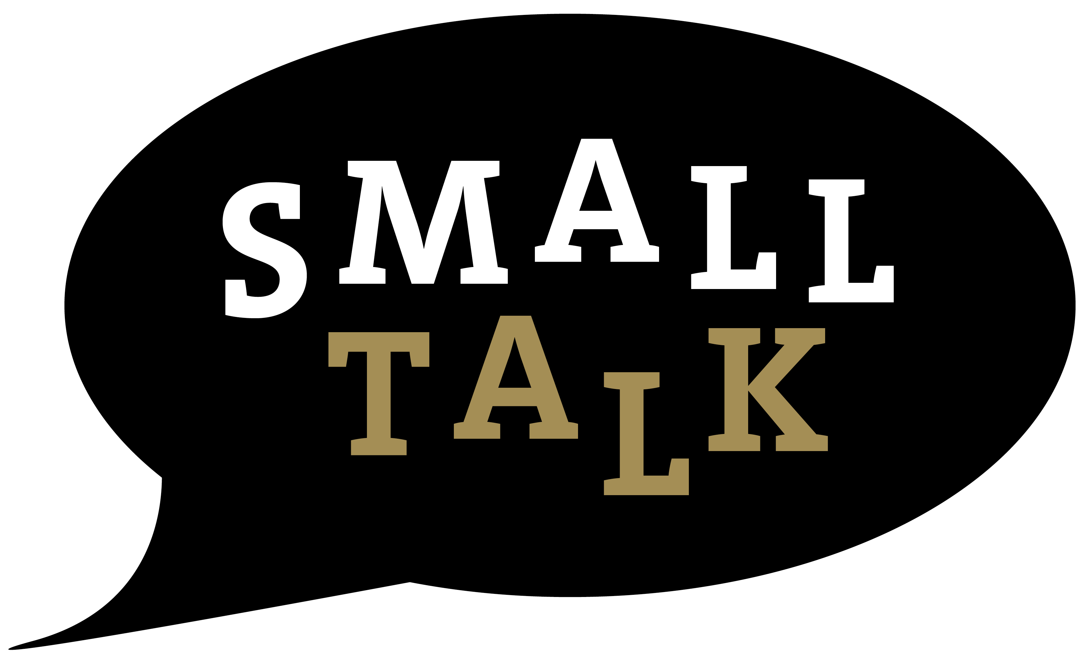 most people hate small talk they would rather talk about death latest : images small talk