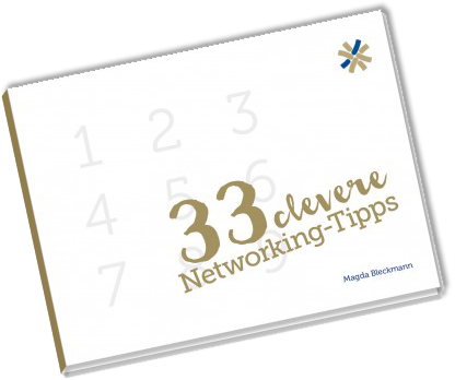 33 clevere Networking Tipps