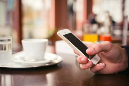 Ständig am Smartphone?