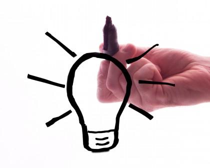 Die Idee ist der Schlüssel zum Erfolg